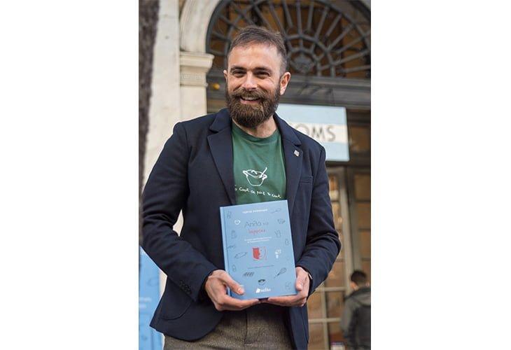 """Γιώργος Ευγενειάδης: """"Στόχος μου είναι να μπορέσω στο μέλλον να αλλάξω κάτι στη δημόσια εκπαίδευση…"""""""