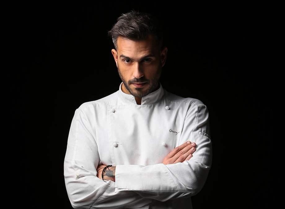 """Γιώργος Τσούλης: """"Η μαγειρική είναι τέχνη, δημιουργείς κάτι από το μηδέν…"""""""