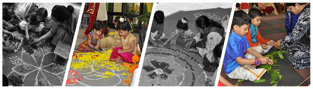 Ugadi at kidoz montessori