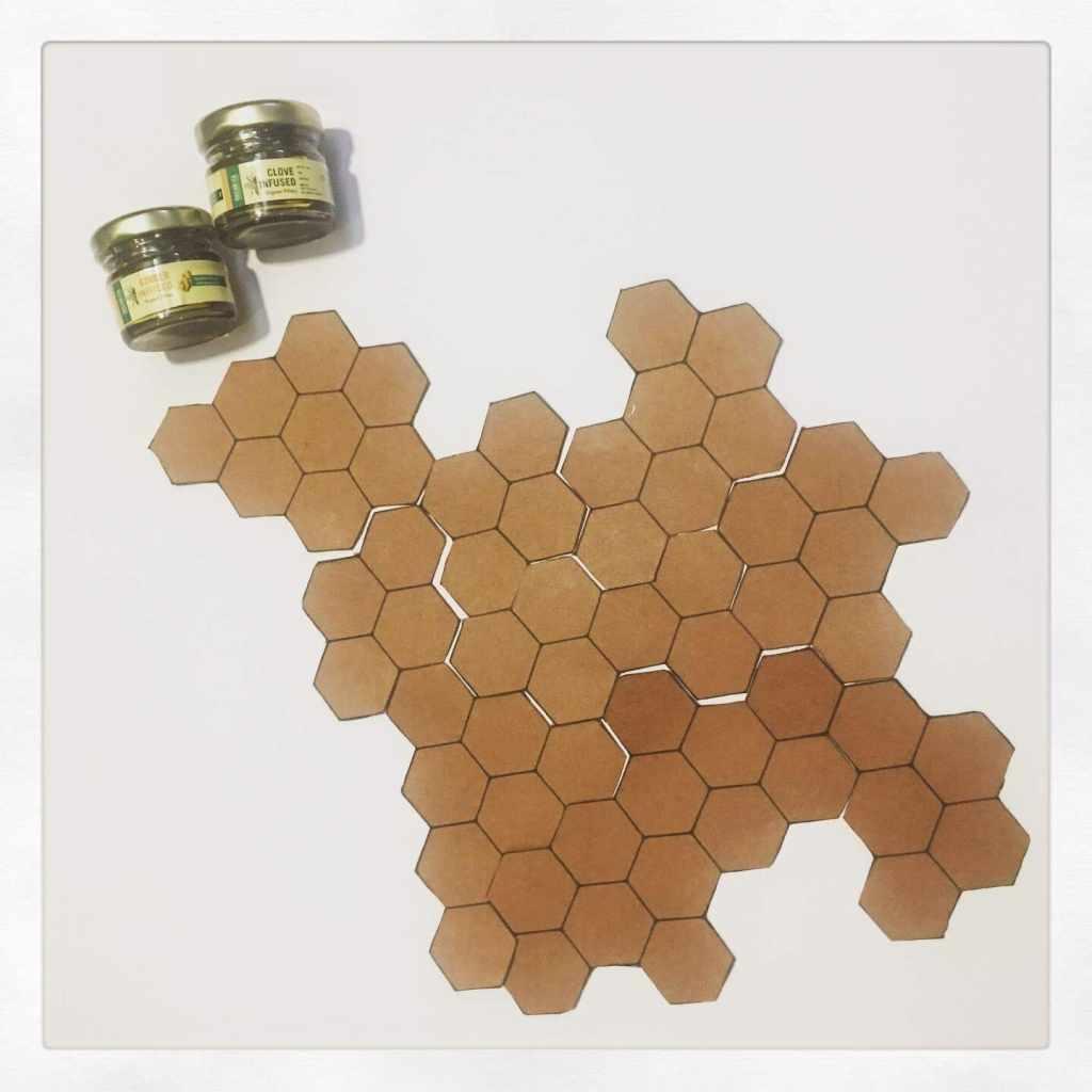 Tessellations STEM activity for kids