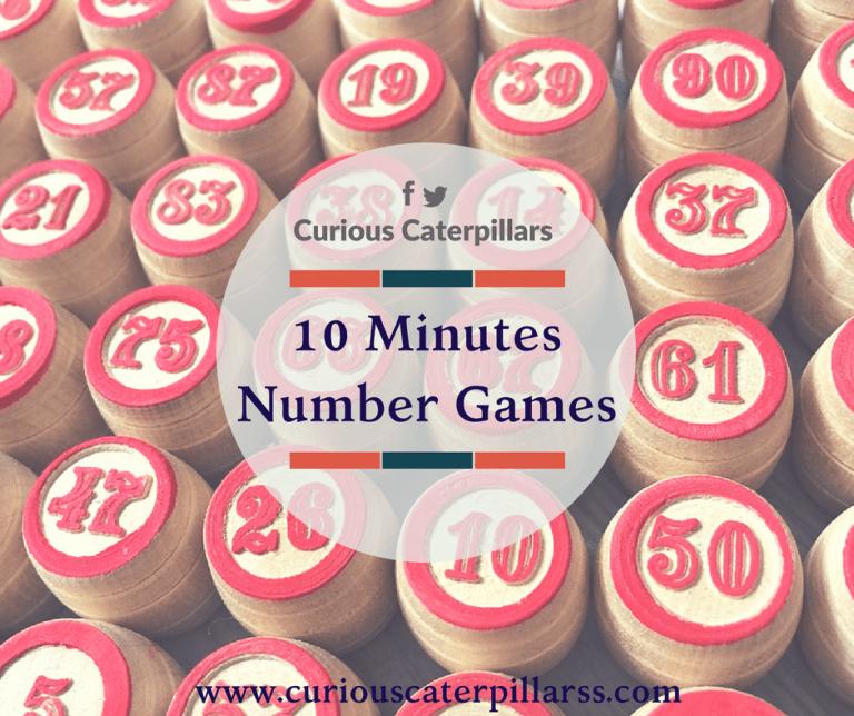 10Minutes number games
