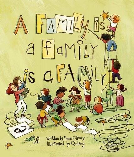 Family books for kids