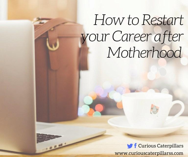 career post motherhood
