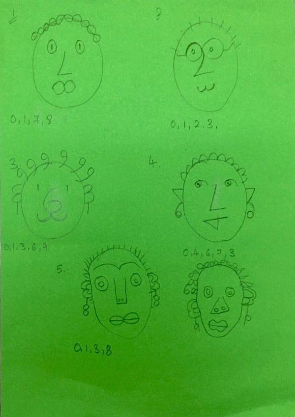 math art activities for kids