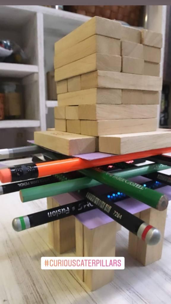 structure building STEM ideas