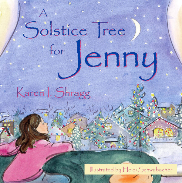 winter solstice book for kids