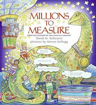 Kid's Books to teach meaurement