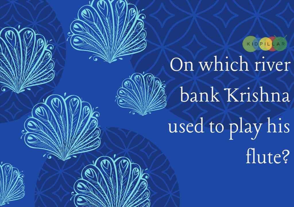 Krishna quiz for kids