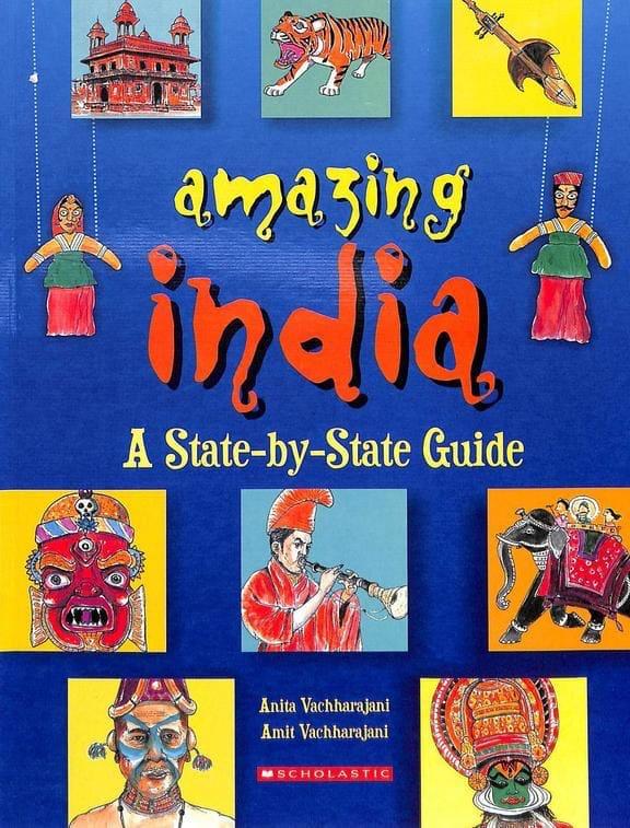 children's book on India
