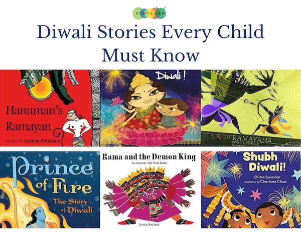 Diwali Stories for Kids