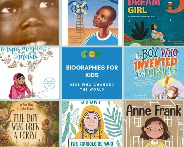 Biographies for kids