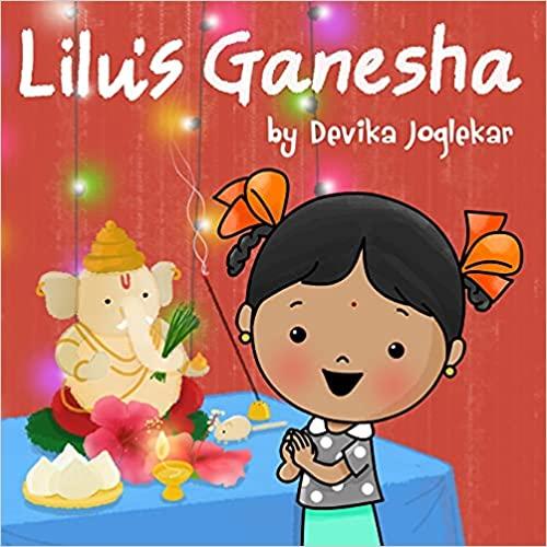 Ganesha books for kids