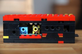 Raspberry Pi Lego Case my way