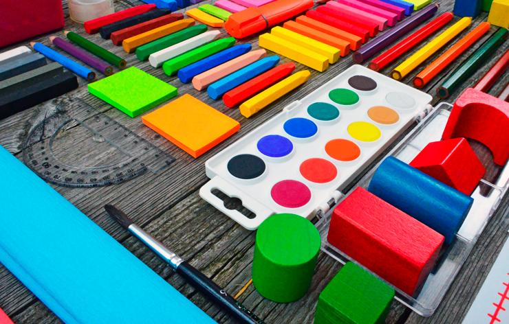Kids Ink ™ Art Projects