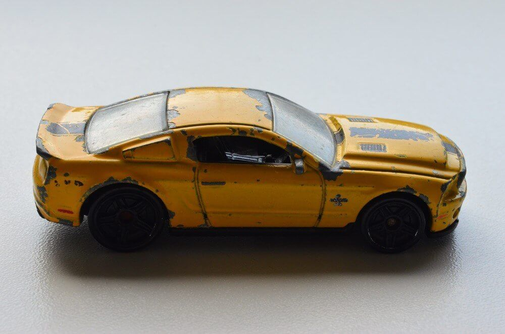 2010 ford shelby gt500 hot wheels