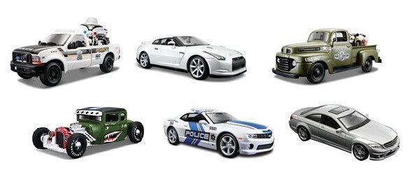 Maisto-1-24-diecast-model-cars