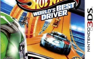Hot Wheels Video Games
