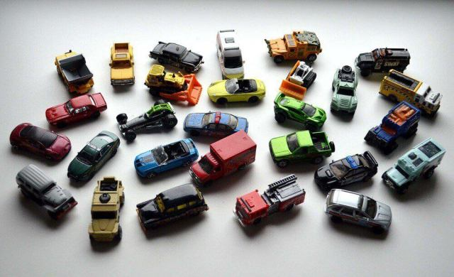 matchbox-die-cast-cars-collection