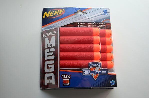 Nerf Mega Ammo