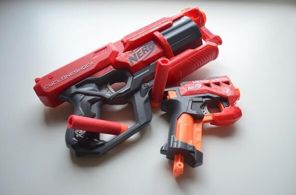 Nerf Mega Guns