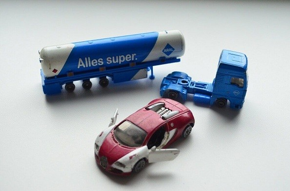 Siku Die Cast Toy Cars