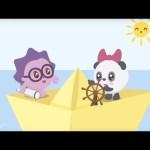Малышарики – Ручейки (11 серия) | Развивающие мультфильмы для самых маленьких 1,2,3,4 года