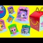 2015 McDonalds Happy Meal Toys Littlest Pet Shop