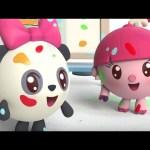 Малышарики Новые серии – Мозаика (26 серия) | Мультики для самых маленьких детей 0,1,2,3,4 года