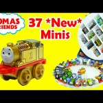 37+ Thomas and Friends Mini Train Collectibles in Blind Bags