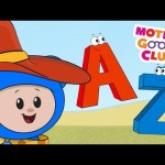 Alphabet Roundup | Mother Goose Club Songs for Children