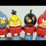 Angry Birds Candy Dispensers