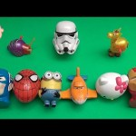 Angry Birds Kinder Surprise Egg Learn-A-Word! Spelling Music Words! Lesson 8
