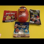 Angry Birds Surprise Egg and Blind Bag Opening Party!