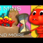 Ants Go Marching | Plus Lots More Nursery Rhymes | From LittleBabyBum!