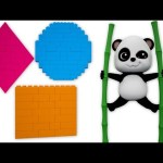 Bao Panda | Learn Shapes | Shapes Songs For Kids And Childrens | Nursery Rhymes For Baby