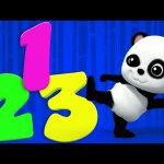 Bao Panda | Numbers Song | Lets Learn Numbers | Songs For Kids