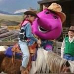 Barney & Friends: Howdy, Friends! (Season 5, Episode 9)