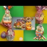 Best Of JUMBO Surprise Egg Opening Compilation!  Kinder Surprise Hello Kitty Princess