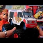 Cars Toon I-SCREAMER diecast Disney Pixar Mattel Mater's tall tales Contos do Mate