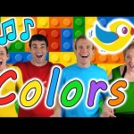 Colors Song for Kids – Learn colors with this kids song!