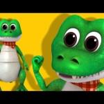 Crocodile Song | Nursery Rhymes | Original Song by LittleBabyBum!