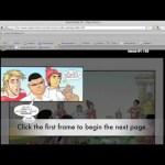 Digital Interactive Comic Instructions