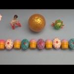 Disney Cars Surprise Egg Learn-A-Word! Spelling Desert Words! Lesson 11