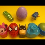 Disney Frozen Surprise Egg Learn-A-Word! Spelling Animals! Lesson 10