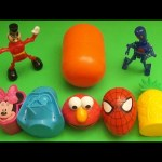 Disney Frozen Surprise Egg Learn-A-Word! Spelling Animals! Lesson 12
