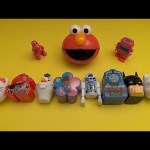 Disney Frozen Surprise Egg Learn-A-Word! Spelling Food! Lesson 23