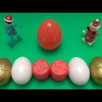 Disney Mickey Mouse Surprise Egg Learn-A-Word! Spelling Holiday Words! Lesson 19