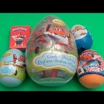 Disney Planes Surprise Egg Opening Party! With a HUGE GIANT JUMBO Surprise Egg!