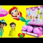 Disney Princess Swinging Figures Gacha Balls Surprise Capsules Belle Ariel