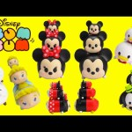 Disney Tsum Tsum Collectible Stackable Figures Mickey, Minnie, and More